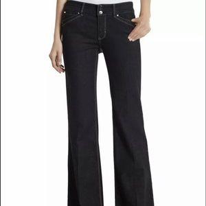 White House Black Market Blanc trouser leg size 6s